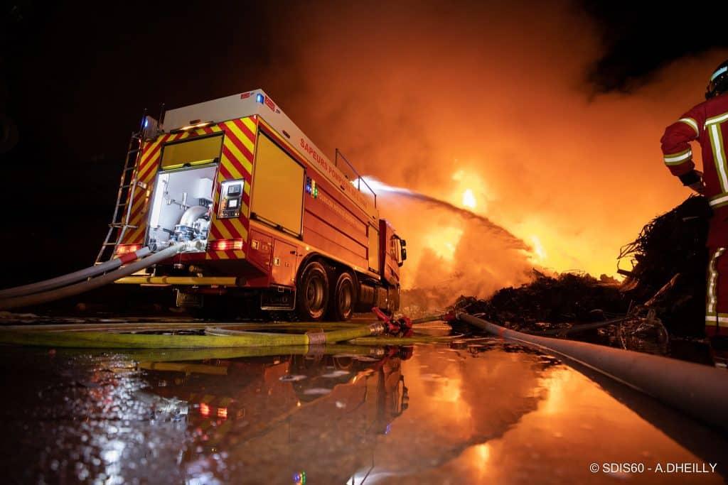 Lire la suite de l'actualité Incendie GALLOO